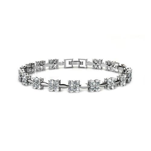 Armband mit Swarovski®-Kristallen