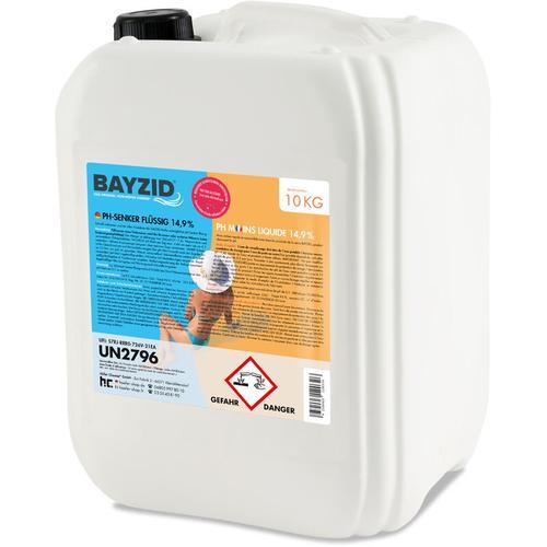Höfer Chemie - 2 x 10 kg BAYZID® pH Minus flüssig 14,9%