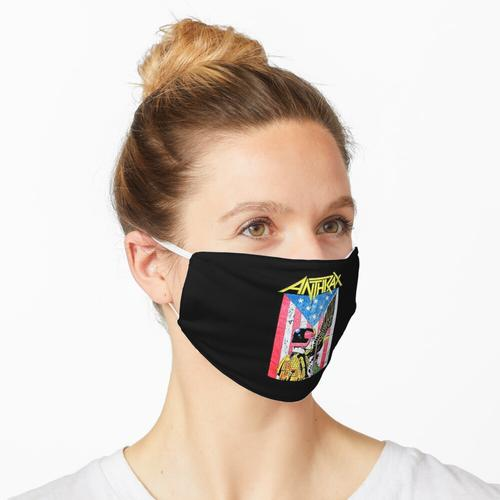 Dredd Eagle Anthrax Maske