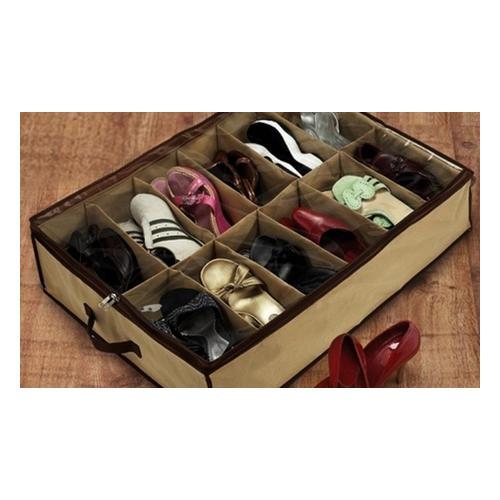 2x Aufbewahrung-Box für Schuhe