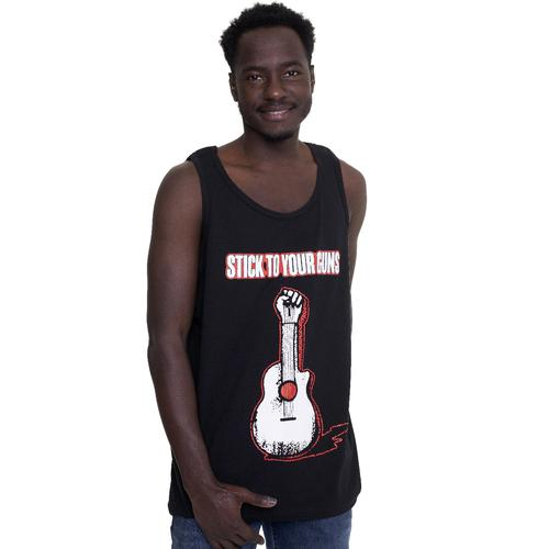 Stick To Your Guns - The Meaning Guitar - Tanks