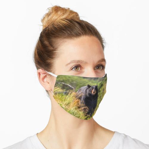 Laufender Bär Maske