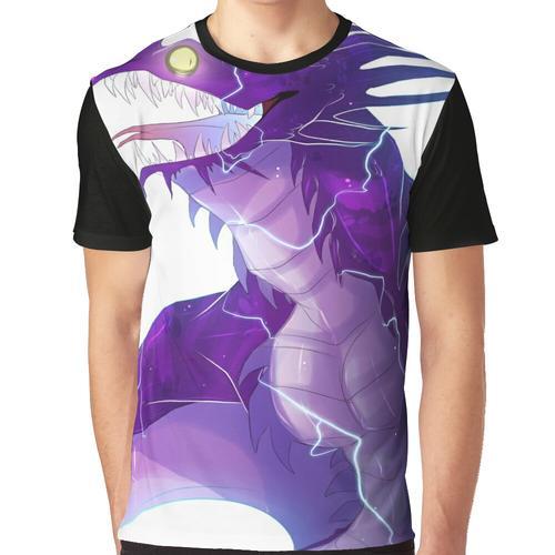Skrill Grafik T-Shirt