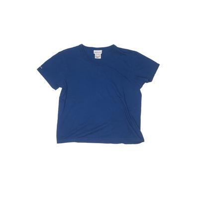 Reebok Active T-Shirt: Blue Soli...