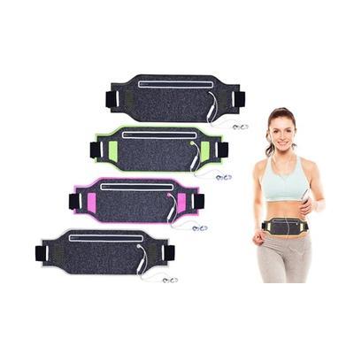 Pochette ceinture pour le sport : Argent / 1