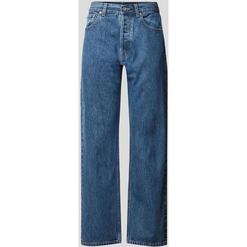 Vetements Jeans mit Brand-Detail