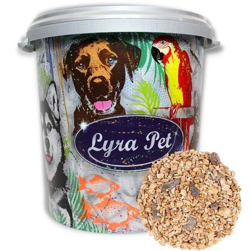 10 kg Lyra Pet® Fettfutter HK Bulgarien in 30 L Tonne