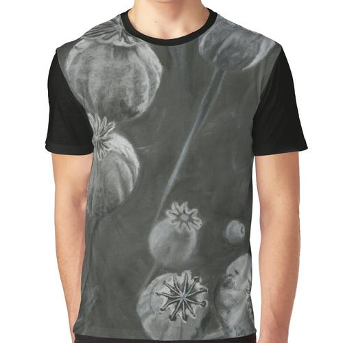 Opiate Grafik T-Shirt