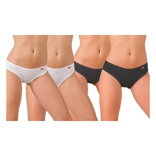 Liabel: Pants mit niedriger Taille / Weiß / Gr. S