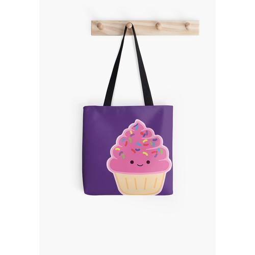 Strawberry Cupcake Tasche