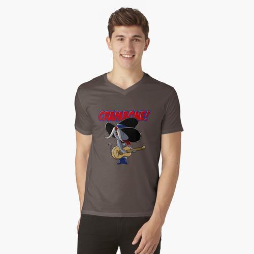 Onkel Pecos t-shirt:vneck