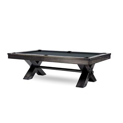 Vigo Pool Table - Burgundy - Frontgate