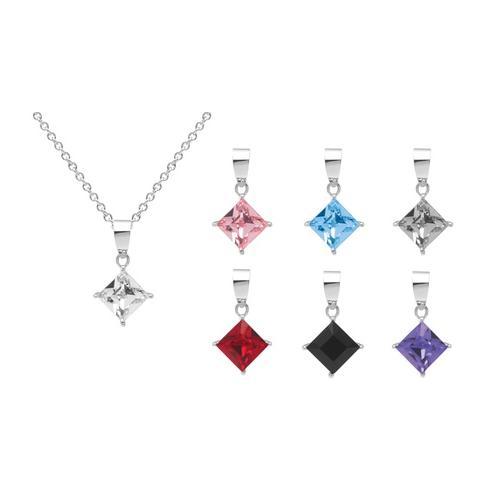 OMG Jewel 7er-Anhänger-Set mit Swarovski®-Kristallen