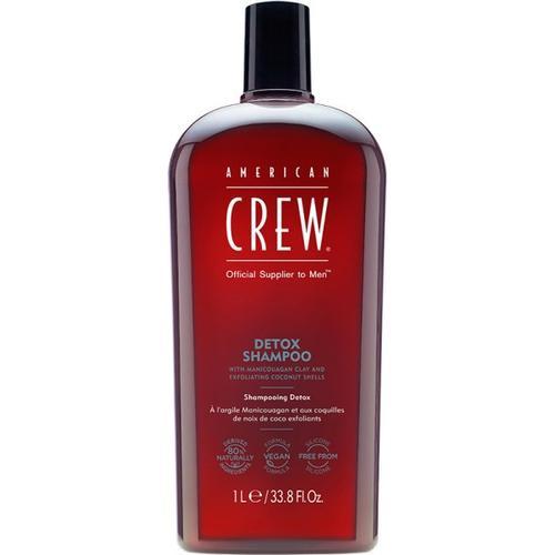 American Crew Detox Shampoo 1000 ml