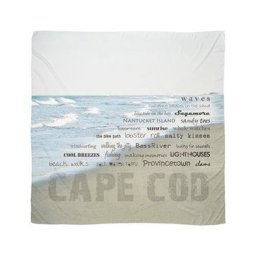 Cape Cod Erinnerungen Tuch