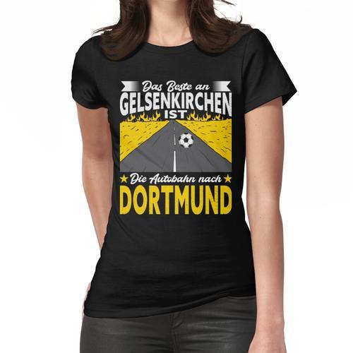 Dortmund Dortmunder lustiges Geschenk Frauen T-Shirt