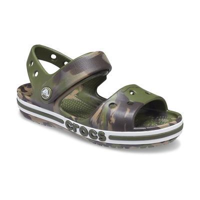 Crocs Army Green / Multi Kids' B...