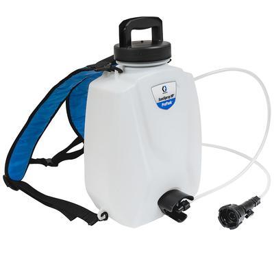 Graco 25T780 3 gal ProPack Backpack Kit for SaniSpray HP 20 Sprayer