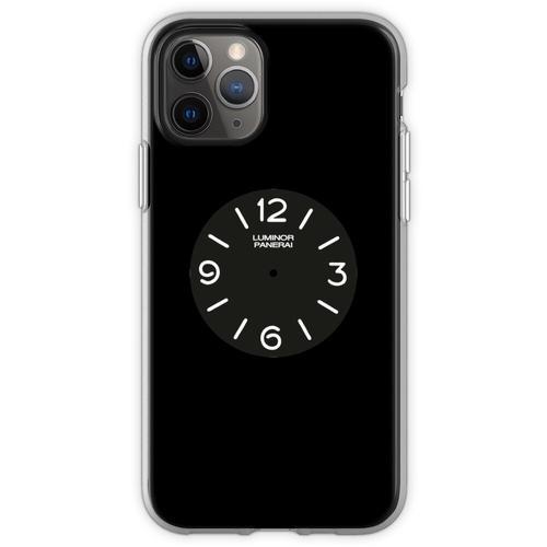 PAM Luminor Dial Flexible Hülle für iPhone 11 Pro