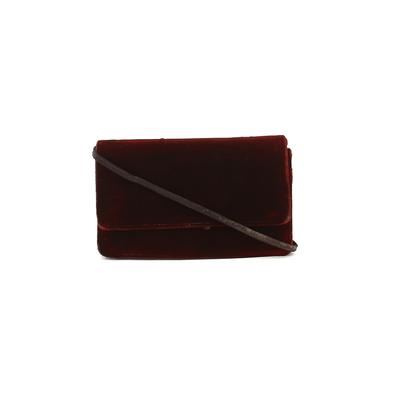 Nine West - Nine West Crossbody Bag: Burgundy Solid Bags