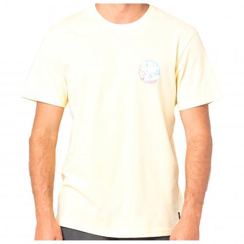 Rip Curl - Wetty Party S/S Tee - T-Shirt Gr L weiß/beige