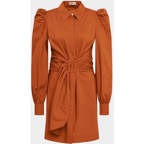 Custommade• Kleid mit Knopfleiste