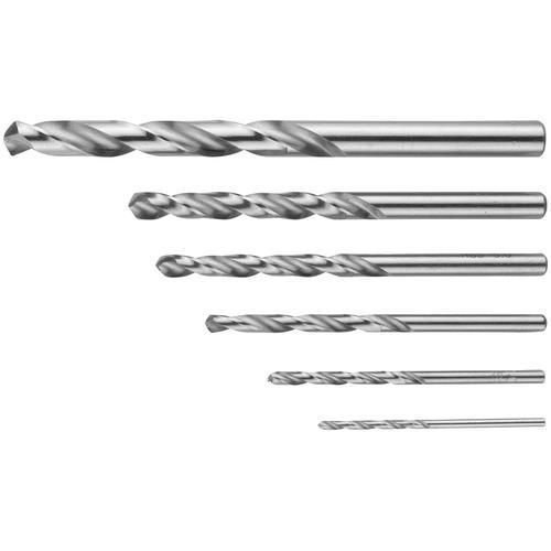 Connex Bohrersatz, (Set, 6 tlg.) silberfarben Zubehör Werkzeug Maschinen Bohrersatz