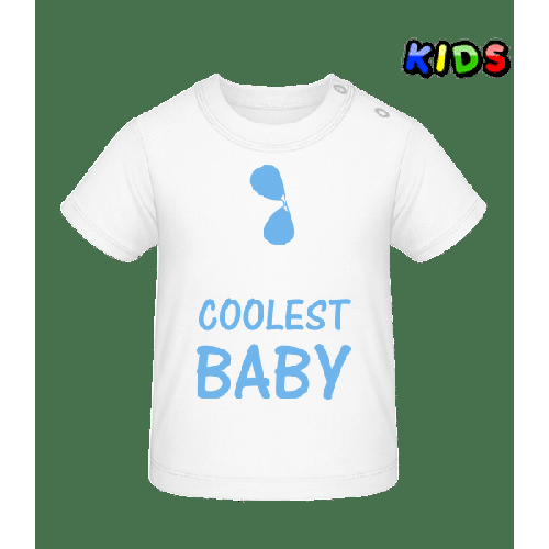 Coolest Baby - Baby T-Shirt