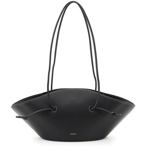 Liu Jo Cannoli leather basket bag