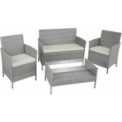 Rattan garden furniture Set Madeira - garden tables and chairs, garden furniture set, outdoor table