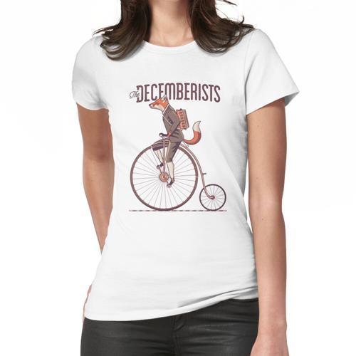 Fahrrad ein System Frauen T-Shirt