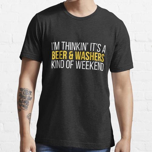 Waschmaschine Pitchin, Waschmaschine Spiel! Essential T-Shirt