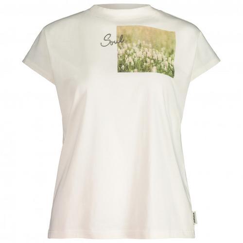Maloja - Women's GleditscheM. - T-Shirt Gr M weiß