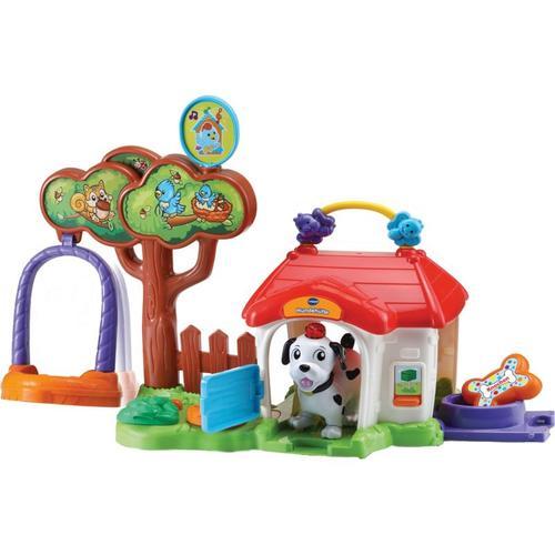 Tip Tap Baby Tiere - Hundehütte