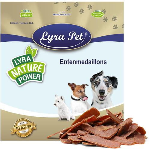 20 kg ® Entenmedaillons - Lyra Pet