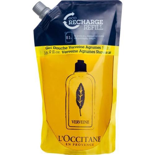 L'Occitane Sommer-Verbene Öko-Nachfüllpackung Duschgel 500 ml