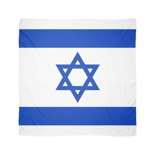 Israelische Flagge Israelischer Patriot Tuch
