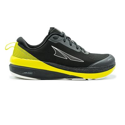 Altra - Altra | Paradigm 5 Running Shoes | Black/Lime | Men's | Size: 10