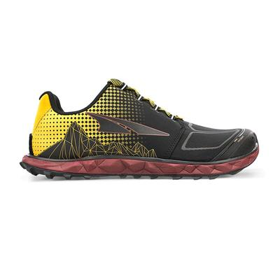 Altra - Altra | Superior 4.5 Trail Running Shoes | Yellow/Port | Men's | Size: 8