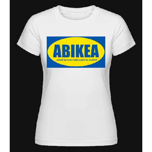 Abikea - Shirtinator Frauen T-Shirt