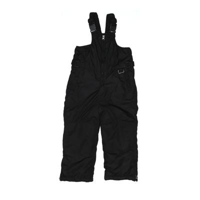 iXtreme Outfitters Snow Pants With Bib - Adjustable: Black Sporting & Activewear - Size 4Toddler