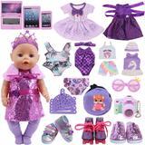 Dsiney – vêtements de poupée pou...