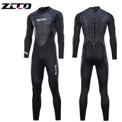 ZCCO – combinaison thermique 3mm en néoprène pour hommes et femmes, maillot de bain pour plongée