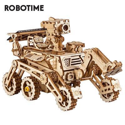 Robotime – blocs en bois à énerg...