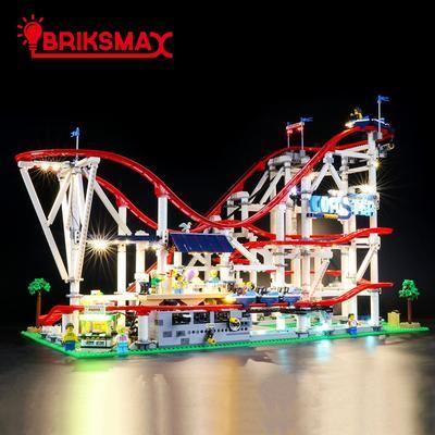 BriksMax – montagnes russes, pou...