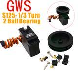 GWS S125 – treuil à 2 roulements...