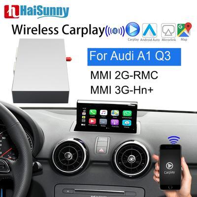 Support de décodeur CarPlay sans...