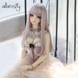 Allaosify – perruque de poupée l...