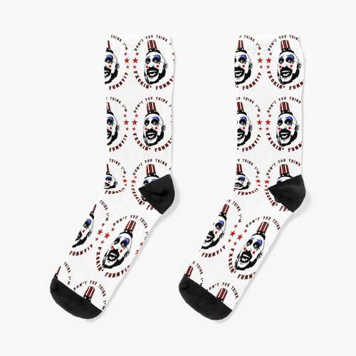 Komiker Socken