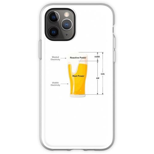 Bier Strom Strom Flexible Hülle für iPhone 11 Pro